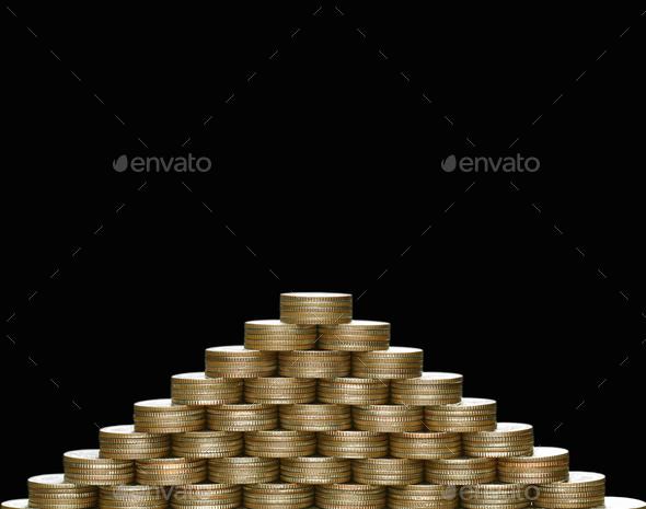 business, saving, growth, economic concept  - Stock Photo - Images