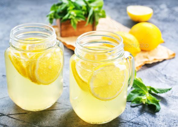 lemonade - Stock Photo - Images