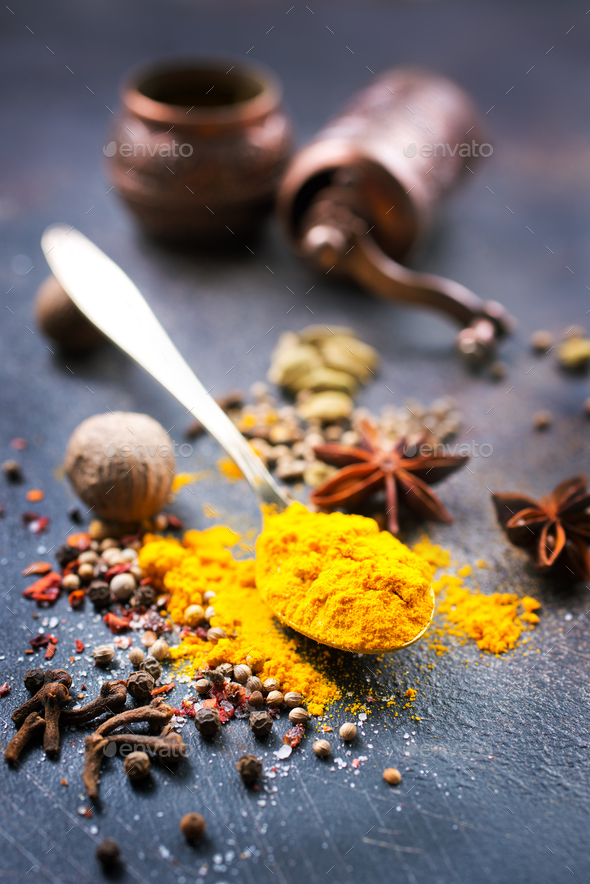 aroma spice - Stock Photo - Images
