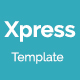Xpress - Creative Multipurpose Template