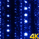 Blue Star Glitter - VideoHive Item for Sale