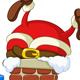 Stuck Santa - GraphicRiver Item for Sale