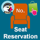 Advance Seat Reservation Management for Prestashop