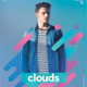 Clouds Party Flyer - GraphicRiver Item for Sale