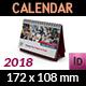 Calendar 2018 - GraphicRiver Item for Sale