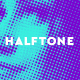 Halftone Photo Effect
