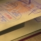 Inside of Passport with Stamps, Thailand, Seychells, Seable Passport Papers - VideoHive Item for Sale