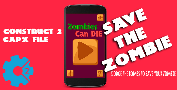 Zombies Can Die - CodeCanyon Item for Sale