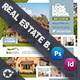 Real Estate Bundle Templates - GraphicRiver Item for Sale