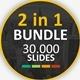 2 in 1 Business Pro Bundle Powerpoint