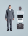Realistic business executive doll - PhotoDune Item for Sale