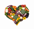 Heart of fresh vegetables - PhotoDune Item for Sale