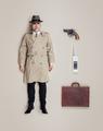 Spy agent lifelike doll - PhotoDune Item for Sale