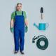 Gardener lifelike doll - PhotoDune Item for Sale