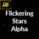 Flickering Stars Alpha - VideoHive Item for Sale