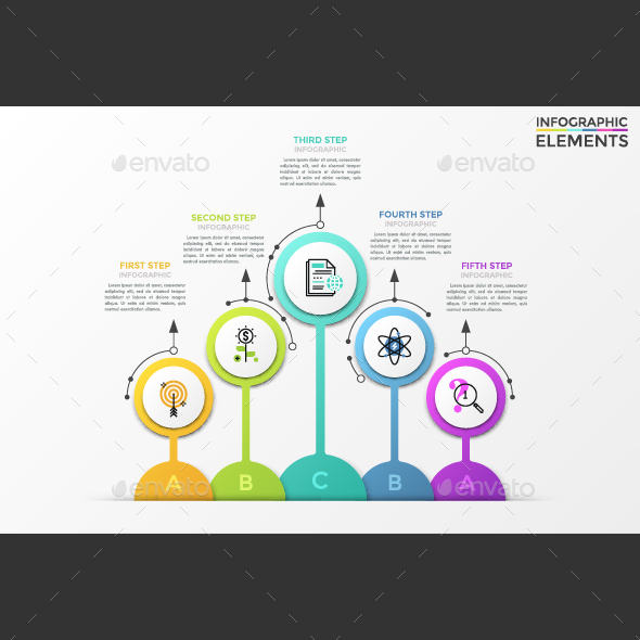 GraphicRiver Modern Circular Infographic 21042494