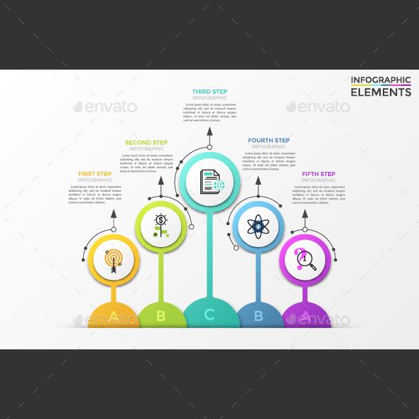 GraphicRiver Modern Circular Infographic 21042494