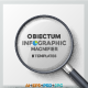Obiectum Infographic. Magnifier v.1 - GraphicRiver Item for Sale