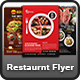 Restaurant Flyer | Burger Flyer Templates