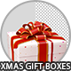 3D Christmas Gift Boxes and Toys Ver.1