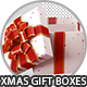 3D Christmas Gift Boxes Ver. 2 - GraphicRiver Item for Sale
