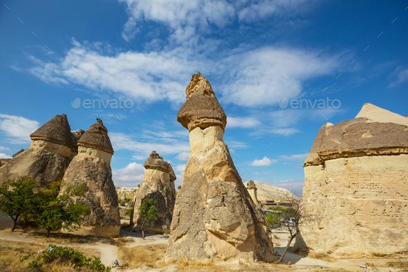 Cappadocia - Stock Photo - Images