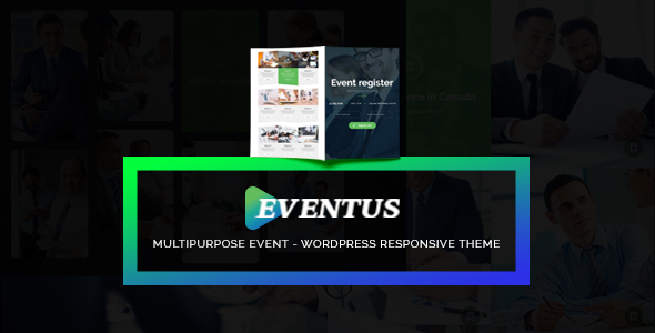 Image of Eventus - Event and Conference WordPress Theme