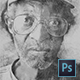 Portrait Sketching Design - GraphicRiver Item for Sale
