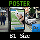 Fitness - GYM Poster Template Vol.3