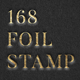 Foil Stamping & Embossing - GraphicRiver Item for Sale
