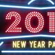 New Year Eve / Party Facebook Cover