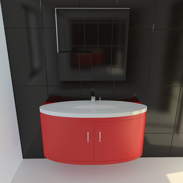 3DOcean Washbasin 21045626