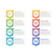 Four Steps Infographics - GraphicRiver Item for Sale