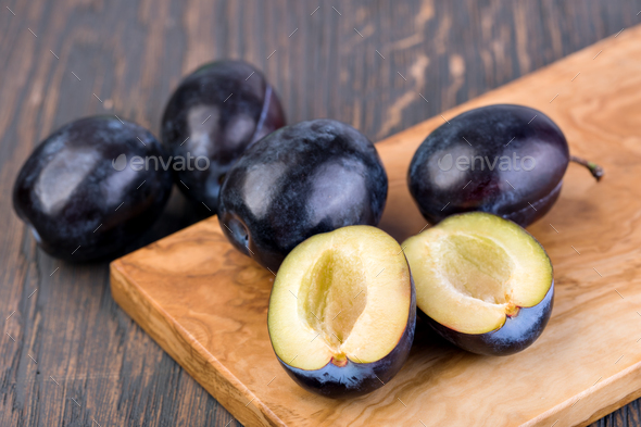 plum - Stock Photo - Images