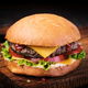Download burger from PhotoDune