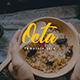 Octa Food Google Slide Template