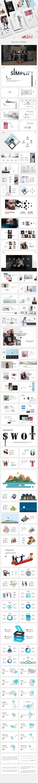 Simplify Minimal Google Slide Template - Google Slides Presentation Templates