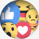 Facebook Live Reactions Builder - VideoHive Item for Sale