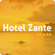 Hotel Zante - Hotel & Resort HTML Template - ThemeForest Item for Sale