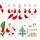 Santa Claus Character Set for Animation and Motion Design - GraphicRiver Item for Sale