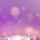 Clean Elegance Purple Particles Stage Background - VideoHive Item for Sale