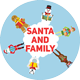 Santa and Family Promotion Pack - VideoHive Item for Sale