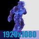 Shimmering Dancer - VideoHive Item for Sale