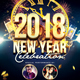 New Year 2018 - GraphicRiver Item for Sale