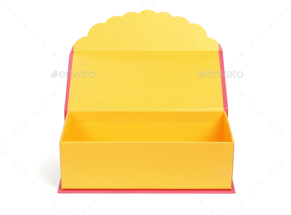 Chinese Festive Gift Box - Stock Photo - Images