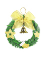 Simple Christmas Wreath - PhotoDune Item for Sale