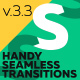 Handy Seamless Transitions | Pack & Script - VideoHive Item for Sale
