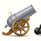 Cannon - GraphicRiver Item for Sale