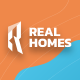 Download Real Homes - WordPress Real Estate Theme from ThemeForest