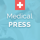 MedicalPress - Health and Medical WordPress Theme - ThemeForest Item for Sale